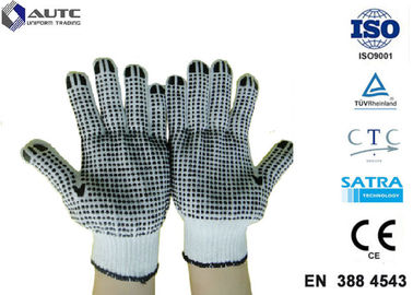 Click PPE Safety Gloves Multi Function , Cotton Hand Gloves For Industrial Use